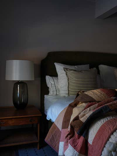 Country House Bedroom. Connecticut Cottage by Hendricks Churchill.