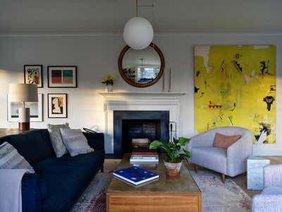 Country House Living Room. Connecticut Cottage by Hendricks Churchill.