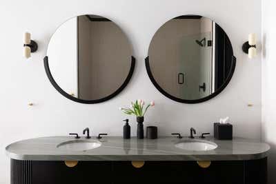 Contemporary Apartment Bathroom. Broadway Loft by Cinquieme Gauche.