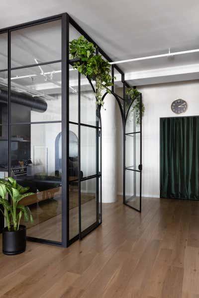 Contemporary Apartment Bedroom. Broadway Loft by Cinquieme Gauche.