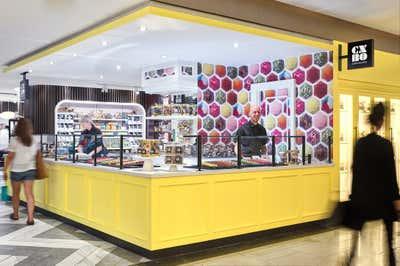Retail Workspace. Charming Chocolatier by Fontana & Dames.