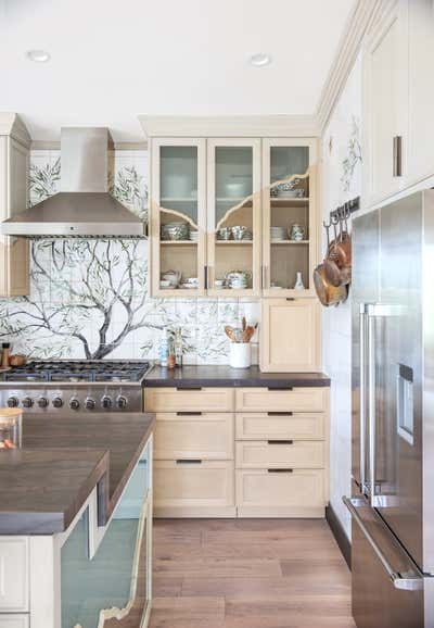 Vacation Home Kitchen. Cliffside Escape by Circa Genevieve ID.