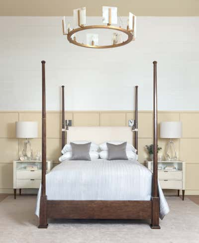 Vacation Home Bedroom. Cliffside Escape by Circa Genevieve ID.