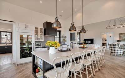 Industrial Kitchen. Modern Farmhouse by Matt Dougan Design.
