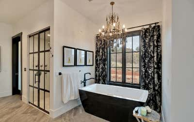 Industrial Bathroom. Modern Farmhouse by Matt Dougan Design.