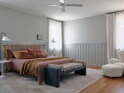 Contemporary Family Home Bedroom. Queens Park House by Arent&Pyke.
