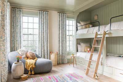 Victorian Children's Room. Work Hard Play Harder by Cortney Bishop Design.