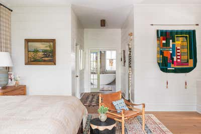 Beach Style Bedroom. Island Bohemian by Cortney Bishop Design.