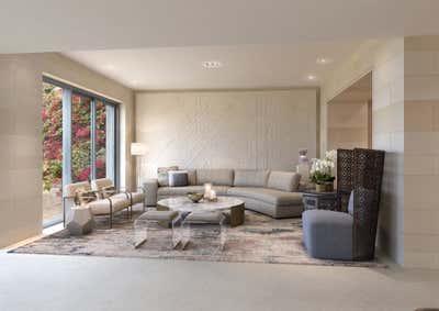 Country House Living Room. Tala Villa by SACD.