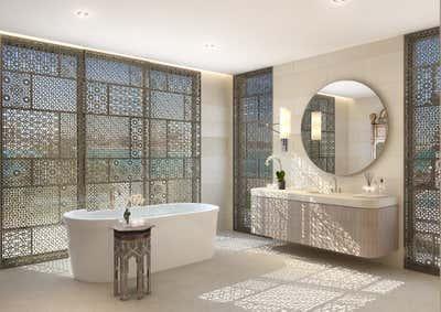 Country House Bathroom. Tala Villa by SACD.