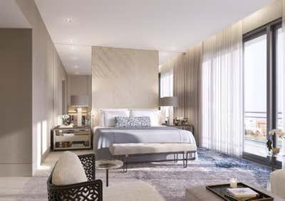 Country House Bedroom. Tala Villa by SACD.