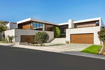 Modern Exterior. Private Residence by Passione.