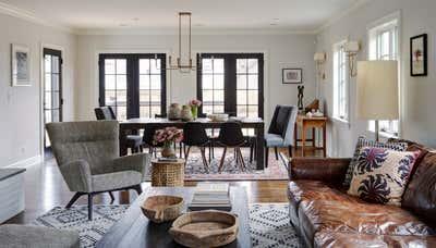 Transitional Family Home Open Plan. Keystone by KitchenLab | Rebekah Zaveloff Interiors.