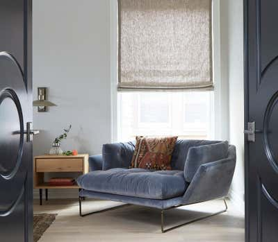 Contemporary Family Home Bedroom. Logan by KitchenLab   Rebekah Zaveloff Interiors.