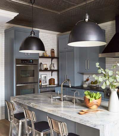 Craftsman Kitchen. Logan by KitchenLab | Rebekah Zaveloff Interiors.