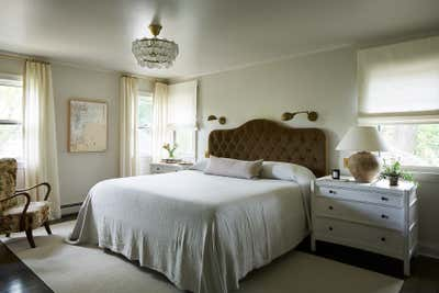 Country Bedroom. English Cottage Remodel by ReDesign Home LLC.