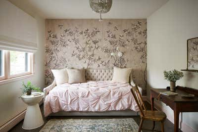 English Country Children's Room. English Cottage Remodel by ReDesign Home LLC.