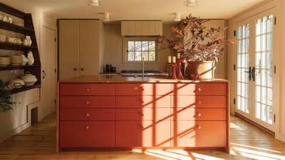 Cottage Kitchen. Gallatin House by Workstead.