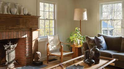Cottage Living Room. Gallatin House by Workstead.