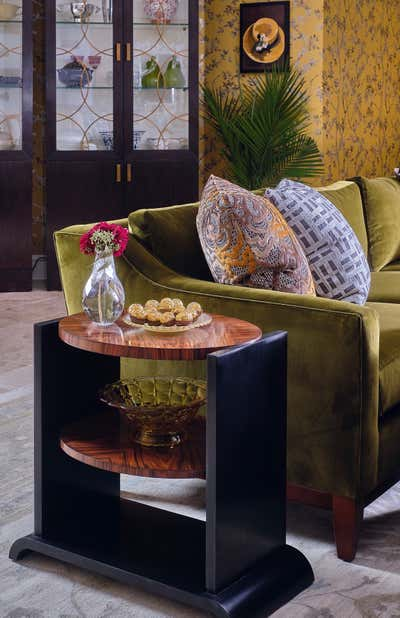 Regency Living Room. Alden Parkes Showhouse by Keita Turner Design.