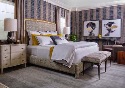 British Colonial Bedroom. Alden Parkes Showhouse by Keita Turner Design.