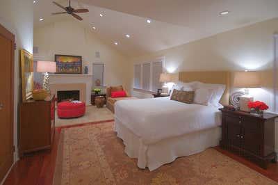 British Colonial Bedroom. Westchester, NY Tudor Revival Residence by Keita Turner Design.