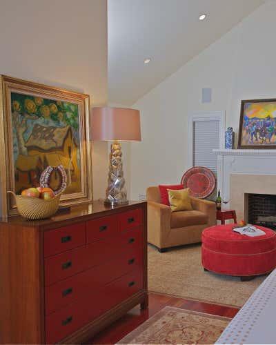 Moroccan Bedroom. Westchester, NY Tudor Revival Residence by Keita Turner Design.
