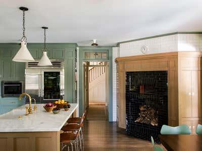 Craftsman Kitchen. Santa Monica by Reath Design.