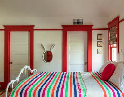 Craftsman Children's Room. Santa Monica by Reath Design.