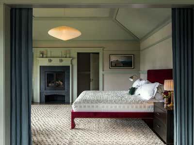 Craftsman Bedroom. Santa Monica by Reath Design.