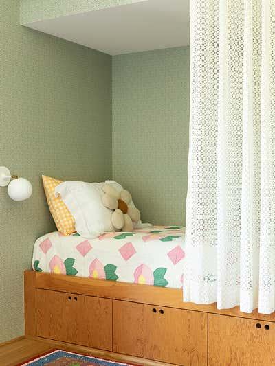 Mid-Century Modern Children's Room. Bend by Reath Design.