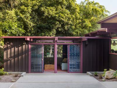 Eclectic Exterior. Altadena by Reath Design.
