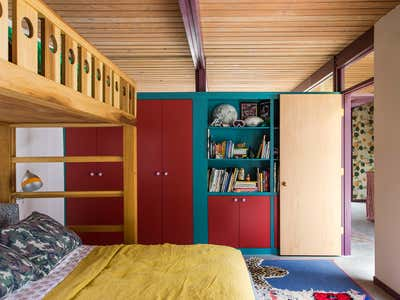 Eclectic Children's Room. Altadena by Reath Design.