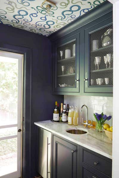Cottage Pantry. Cottage Kitchen by Cantley & Company, Inc.