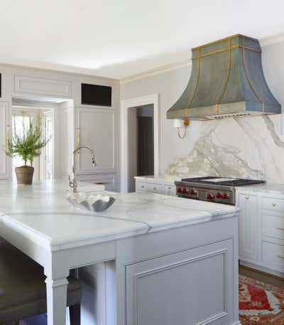 Vacation Home Kitchen. Game Day House by Cantley & Company, Inc.