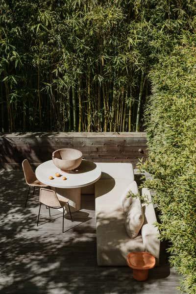 Scandinavian Patio and Deck. Noe Valley Residence by Studio AHEAD.