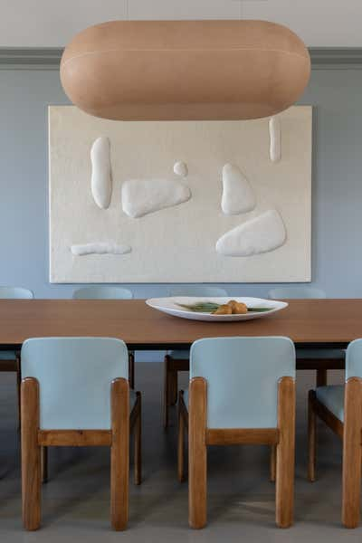 Scandinavian Dining Room. Noe Valley Residence by Studio AHEAD.