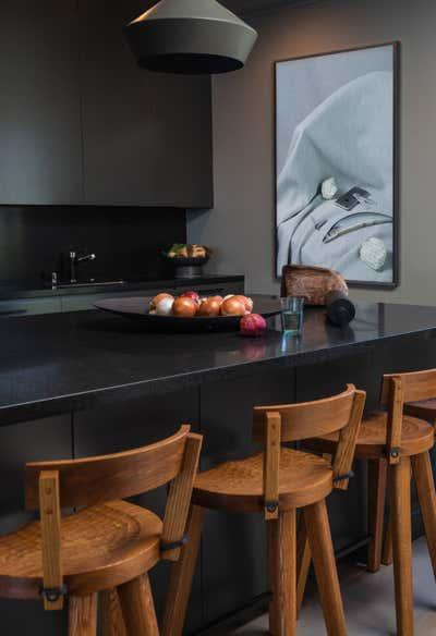 Scandinavian Kitchen. Noe Valley Residence by Studio AHEAD.