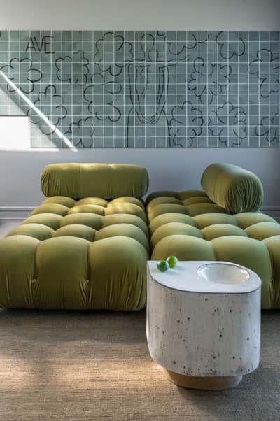 Scandinavian Living Room. Noe Valley Residence by Studio AHEAD.