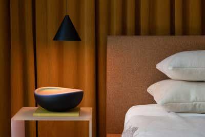 Scandinavian Bedroom. Noe Valley Residence by Studio AHEAD.