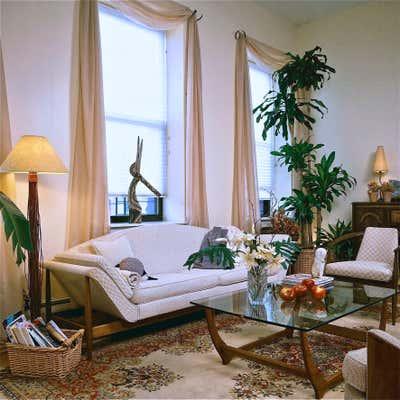 Scandinavian Living Room. Manhattan, NY Townhouse Apartment by Keita Turner Design.