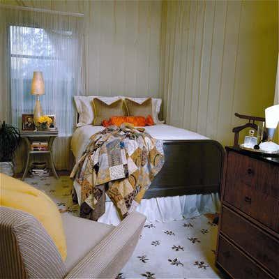 Scandinavian Bedroom. Manhattan, NY Townhouse Apartment by Keita Turner Design.