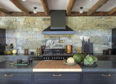 Country Kitchen. The Lodge  by The Brooklyn Home Co..