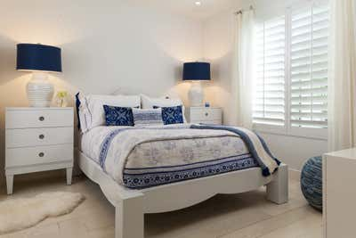 Tropical Bedroom. Seagate  by The Brooklyn Home Co..