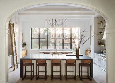 Farmhouse Kitchen. Brooklyn Heights Townhouse  by The Brooklyn Home Co..