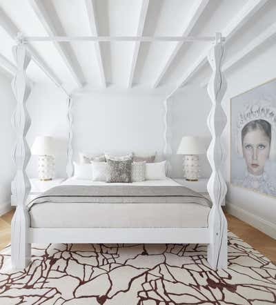 Contemporary Bedroom. Park Slope Townhouse  by The Brooklyn Home Co..