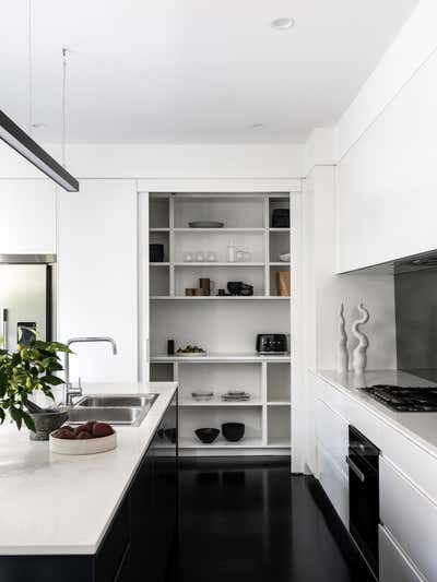 Contemporary Pantry. Pyrmont Residence by More Than Space.