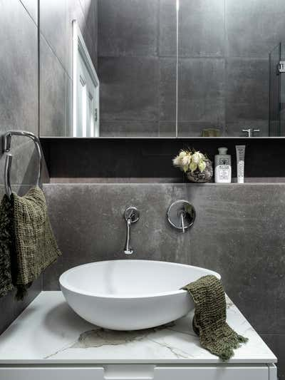 Contemporary Bathroom. Paddington Residence by More Than Space.