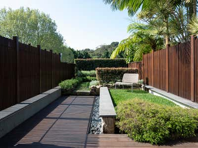Contemporary Patio and Deck. Paddington Residence by More Than Space.