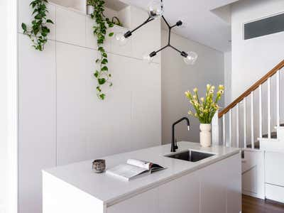 Contemporary Kitchen. Paddington Residence by More Than Space.